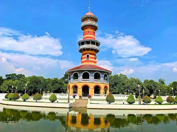 バンパイン宮殿のホー・ウィトゥン・タサナー