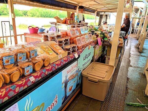 バンクラー水上市場(Bangkla Floating Market)の飲食店3