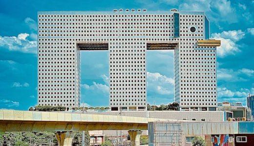 バンコクの象ビル「エレファントタワー」の内部はホテルになっている。宿泊してきたのでレポート。