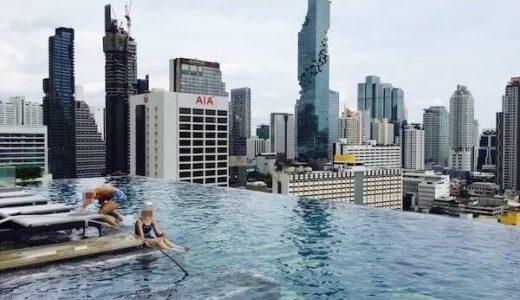 バンコクの新築五つ星ホテル。バンコク・マリオット・スリウォンの宿泊レビュー。