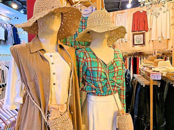 ターミナル21にある女性物のファッション店
