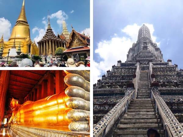 バンコク三大寺院