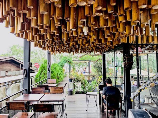バンコク ツリー ハウス(Bangkok Tree House)の店内