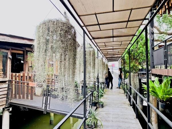 バンコク ツリー ハウス(Bangkok Tree House)の通路