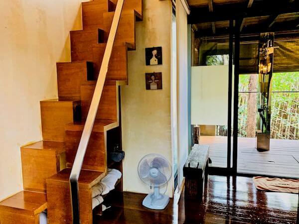 バンコク ツリー ハウス(Bangkok Tree House)の客室1