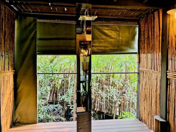 バンコク ツリー ハウス(Bangkok Tree House)のシャワールーム2