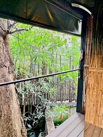 バンコク ツリー ハウス(Bangkok Tree House)のシャワールーム3