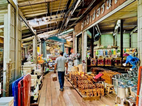 バンプリー百年市場の店舗