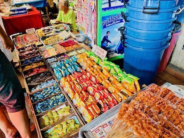 バンプリー百年市場の駄菓子屋