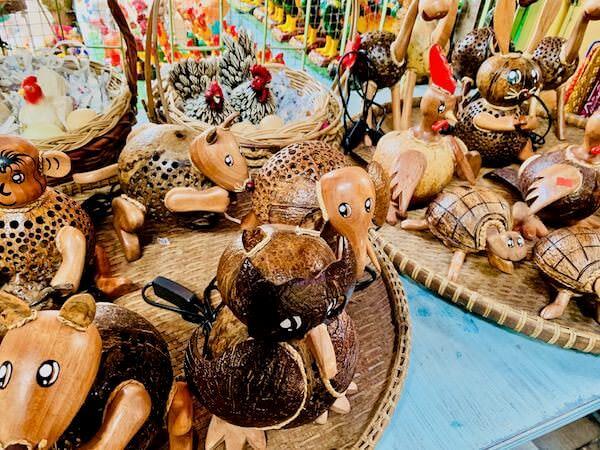 バンプリー百年市場で売られていたオブジェ
