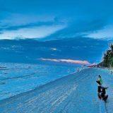 夕方のバンセンビーチ2