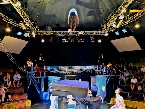 シェムリアップのサーカスショー4