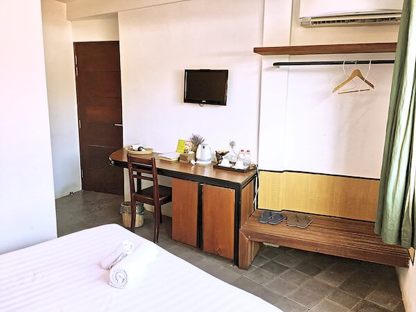 セントラル プレステージ ダアンコール (Central Prestige D'Angkor)の客室2