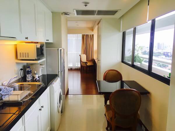 センター ポイント シーロム リバー ビュー ホテル (Centre Point Silom River View Hotel.)の客室1