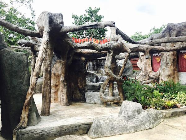 チャンタイ タップラヤー サファリの園内