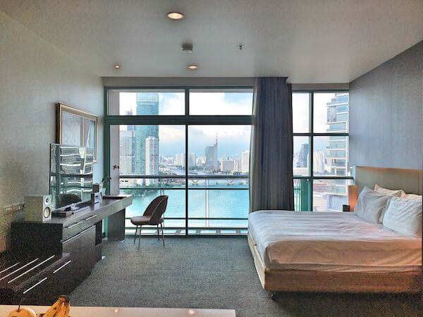 チャトリウム ホテル リバーサイド バンコク (Chatrium Hotel Riverside Bangkok)の客室1
