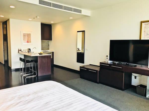 シャトリアム ホテル リバーサイド バンコク (Chatrium Hotel Riverside Bangkok)の客室2