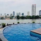 チャトリウム ホテル リバーサイド バンコク (Chatrium Hotel Riverside Bangkok)のプール3