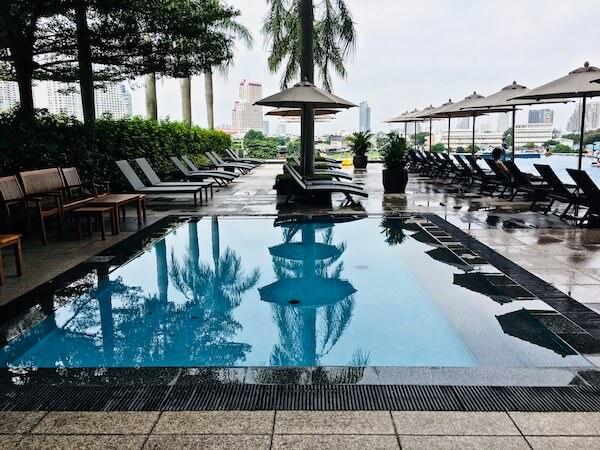 チャトリウム ホテル リバーサイド バンコク (Chatrium Hotel Riverside Bangkok)の子供用プール