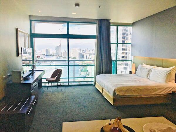 チャトリウム ホテル リバーサイド バンコク (Chatrium Hotel Riverside Bangkok)の客室3