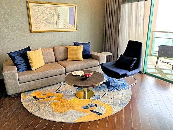 チャトリウム ホテル リバーサイド バンコク(Chatrium Hotel Riverside Bangkok)の子連れ向け客室2