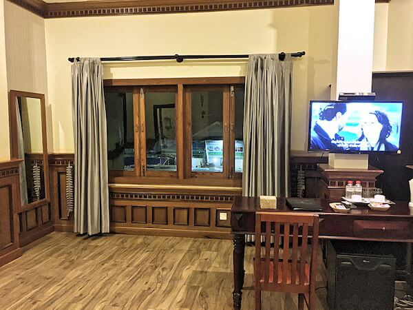 チャイラ アンコール ホテル (Chayra Angkor Hotel)の客室2
