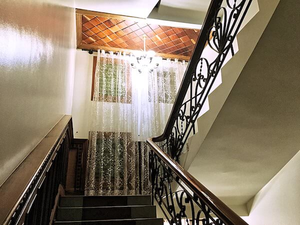 チャイラ アンコール ホテル (Chayra Angkor Hotel)の階段