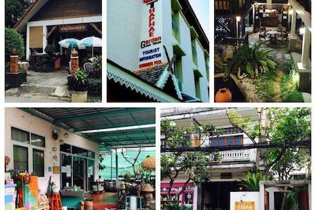 チェンマイのおすすめゲストハウス5軒。便利な立地で日本人からの評価が高いものを厳選。