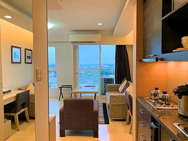 クラシック カメオ ホテル アンド サービスド アパートメンツ アユタヤ (Classic Kameo Hotel and Serviced Apartments, Ayutthaya)の客室1