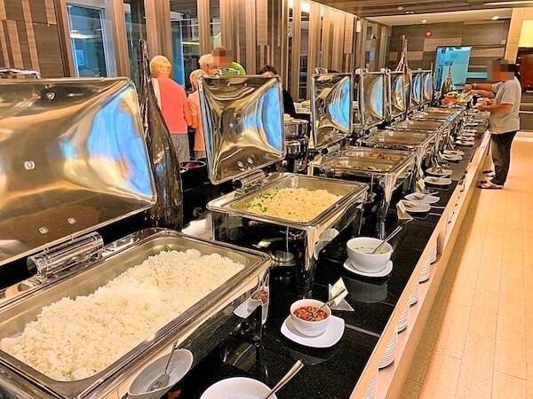 クラシック カメオ ホテル アンド サービスド アパートメンツ アユタヤ (Classic Kameo Hotel and Serviced Apartments, Ayutthaya)の朝食1