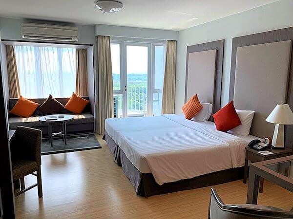 クラシック カメオ ホテル アンド サービスド アパートメンツ ラヨーン(Classic Kameo Hotel and Serviced Apartments Rayong)の客室1