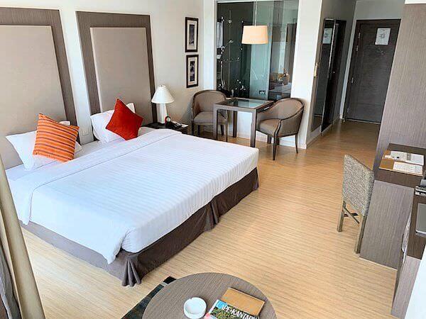 クラシック カメオ ホテル アンド サービスド アパートメンツ ラヨーン(Classic Kameo Hotel and Serviced Apartments Rayong)の客室2