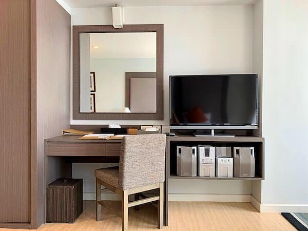 クラシック カメオ ホテル アンド サービスド アパートメンツ ラヨーン(Classic Kameo Hotel and Serviced Apartments Rayong)の客室3