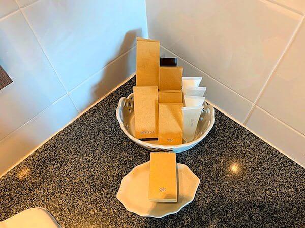 クラシック カメオ ホテル アンド サービスド アパートメンツ ラヨーン(Classic Kameo Hotel and Serviced Apartments Rayong)のアメニティ