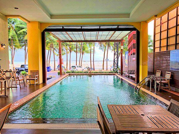 コースト バンセーン(Coasta Bangsaen)のプール1