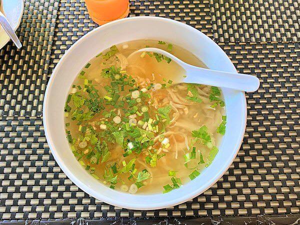 コースト バンセーン(Coasta Bangsaen)の朝食1