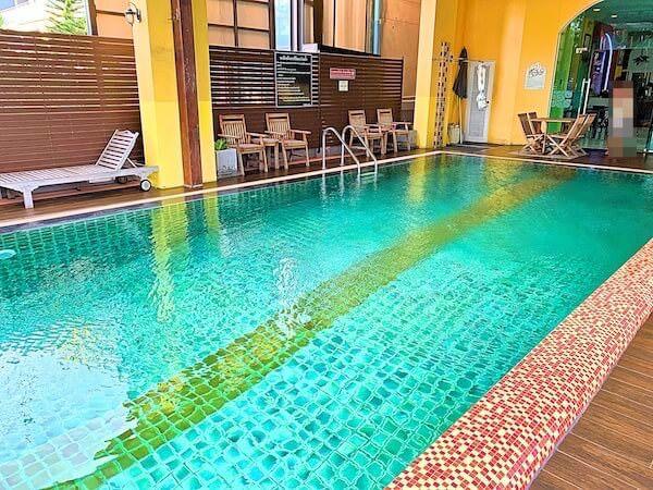 コースト バンセーン(Coasta Bangsaen)のプール2