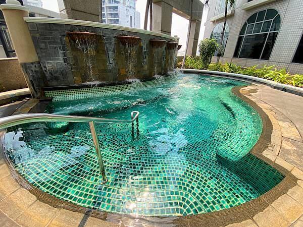 コンラッド バンコク(Conrad Bangkok)の子供用プール