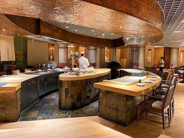 コンラッド バンコク(Conrad Bangkok)併設日本食レストランKisara