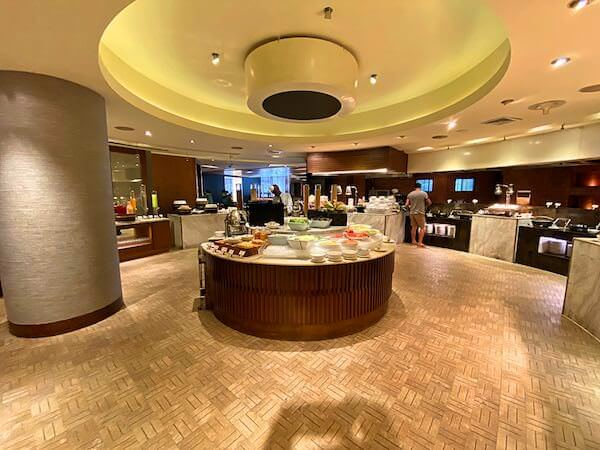 コンラッド バンコク(Conrad Bangkok)の朝食会場