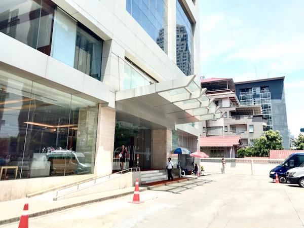 コラム バンコク スクンビット(Column Bangkok)の外観
