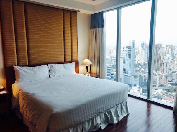 コラム バンコク スクンビット(Column Bangkok)のベッドルーム