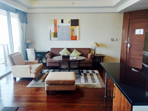 コラム バンコク スクンビット(Column Bangkok)の客室1
