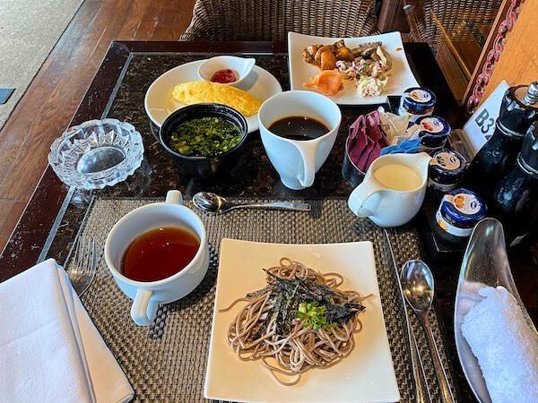 クラウンプラザ バンコク ルンピニ パーク(Crowne Plaza Bangkok Lumpini Park)で食べた朝食