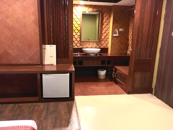ダン ドゥーム ホテルの客室2