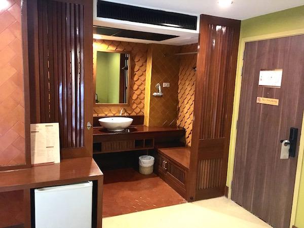 ダン ドゥーム ホテルのシャワールーム2