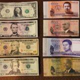 USドルとカンボジアリエル