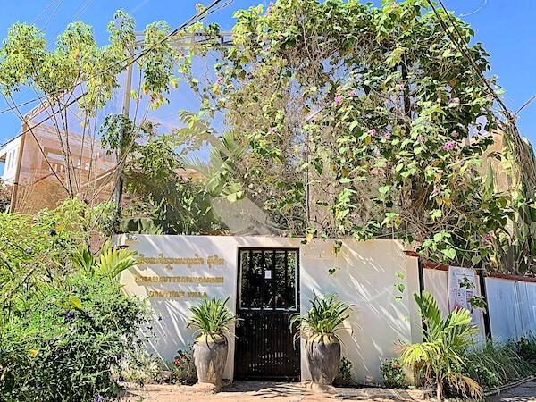 ドリーム バタフライ ガーデン ブティック ヴィラ(Dream Butterfly Garden Boutique Villa)の外観