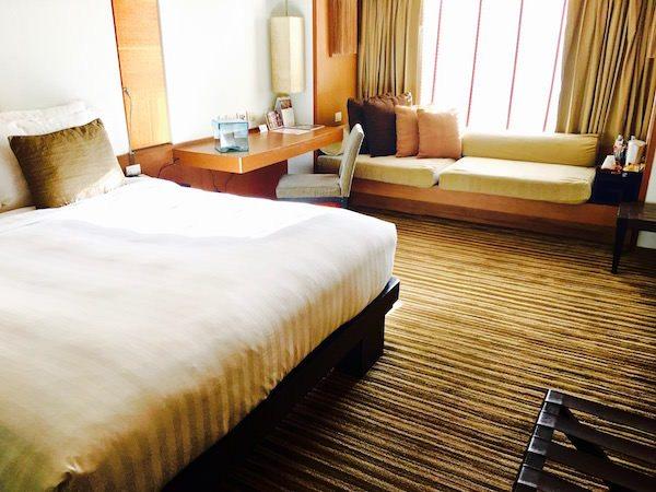 デュシット D2 ホテル(Dusit D2 Chiang Mai Hotel)の客室