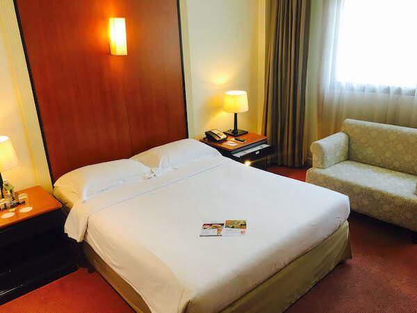 ドゥシット プリンセス チェンマイ ホテル(Dusit Princess Chiang Mai Hotel)のベッド